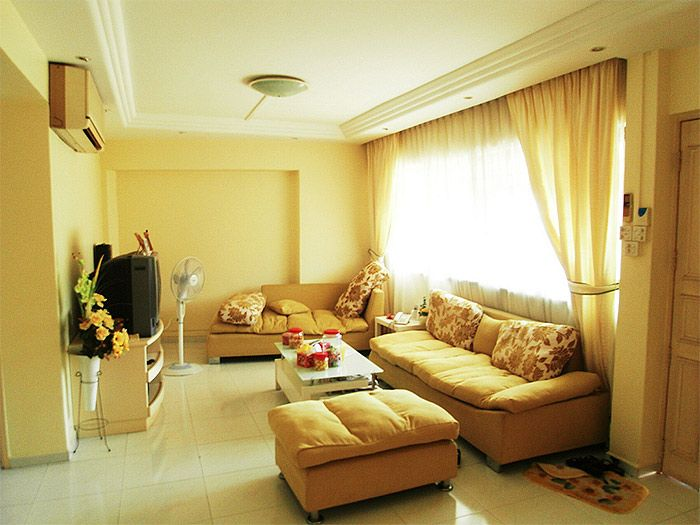 Traditional Yellow Living Room  ~Greenorangeyellow~  Pinterest Alluring Yellow Living Room Chairs Design Ideas