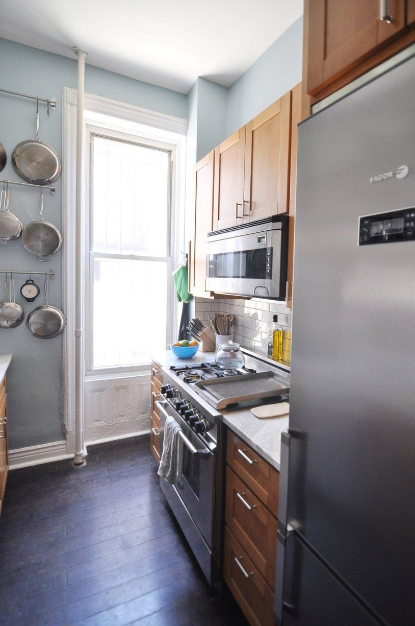 A Handcrafted 540 Square Foot Brooklyn Apartment