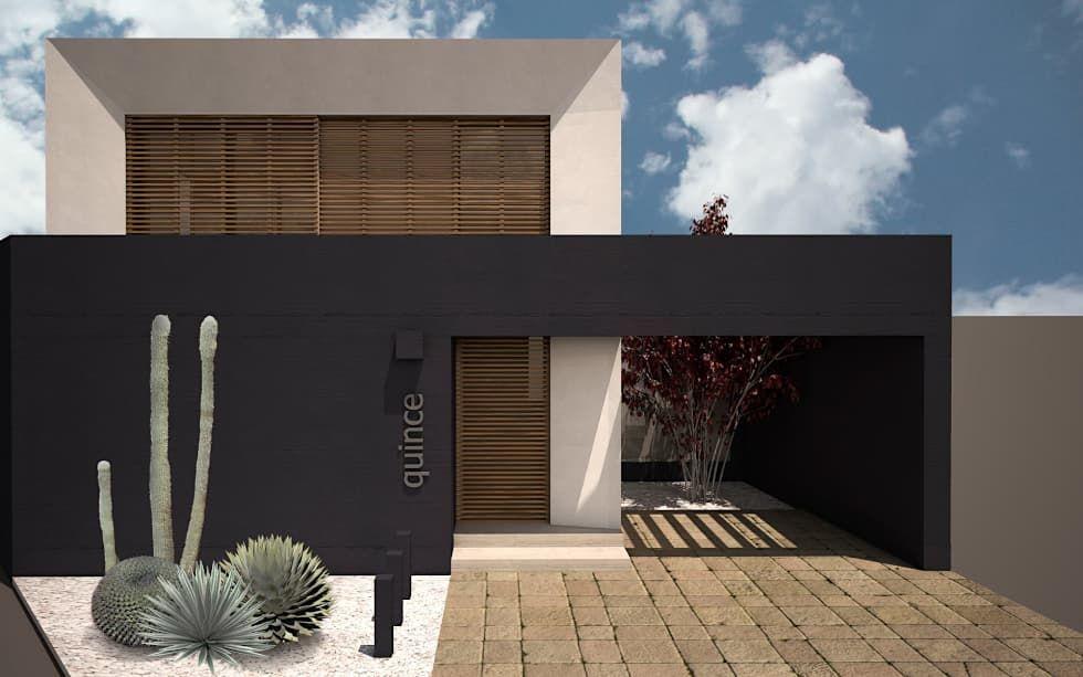 Ideas im genes y decoraci n de hogares pinterest for Render casa minimalista