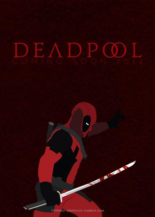 Deadpool Movie - 2014!
