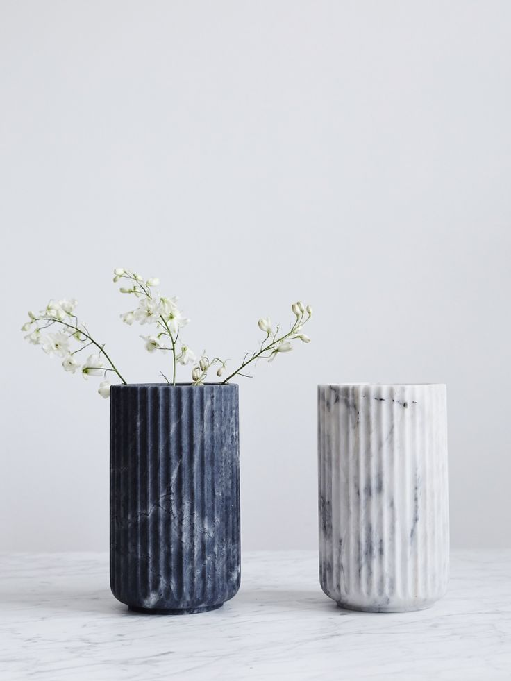 Lyngby Marble Vase Ceramics Dishes In 2018 Pinterest Marble