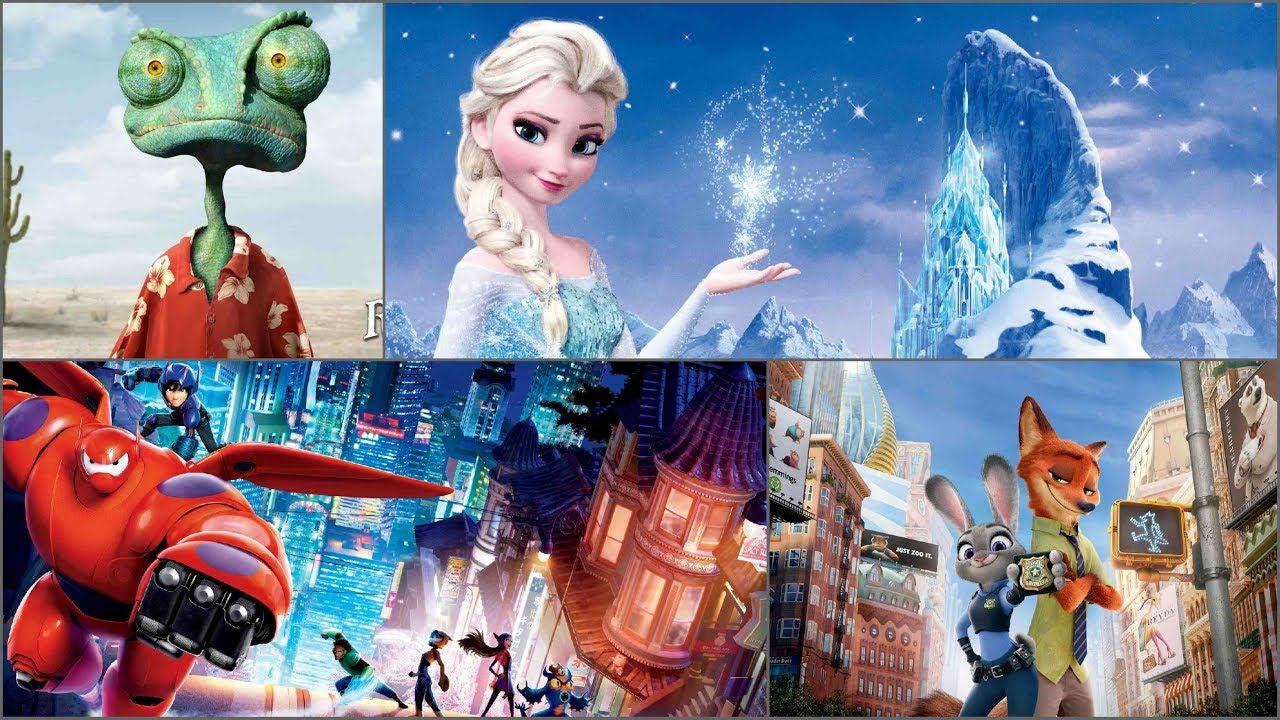 Top 10 Oscar Winning Animated Movies For Best Animated