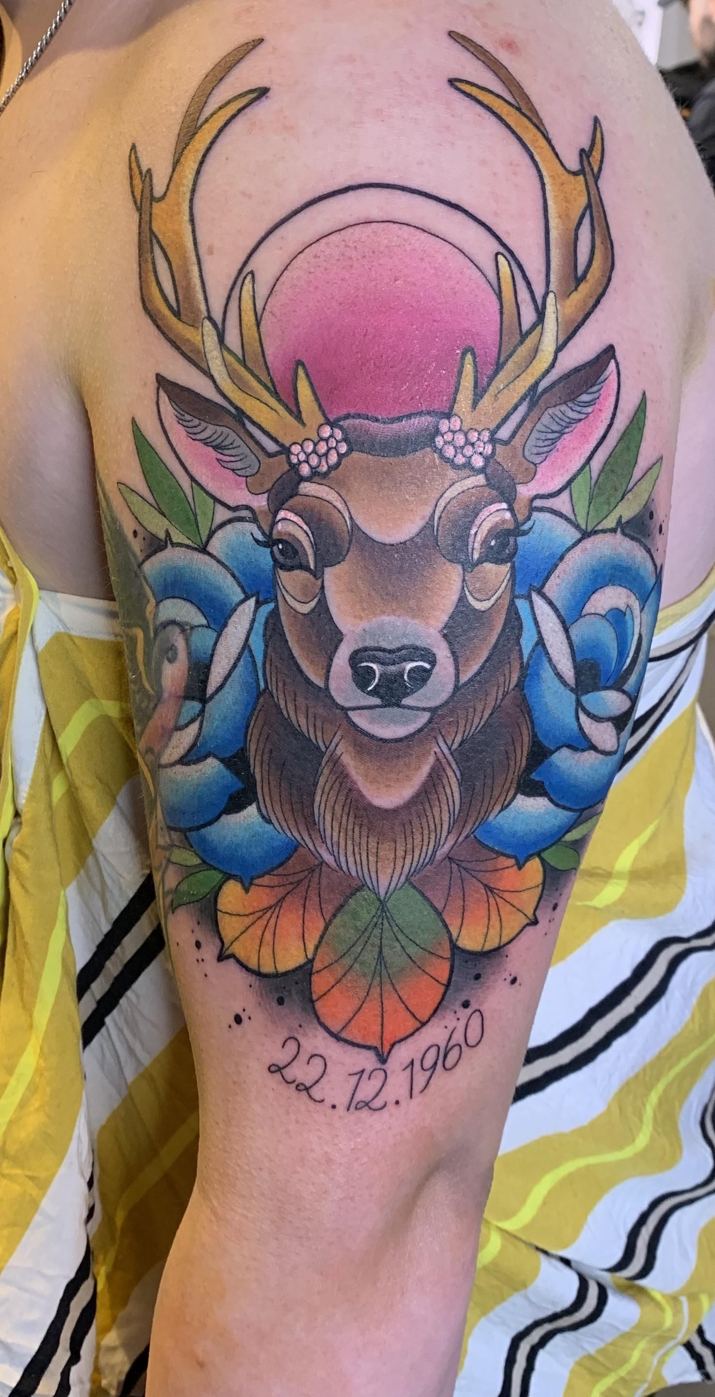 By simshirotattoo color perception denmark in 2020 best