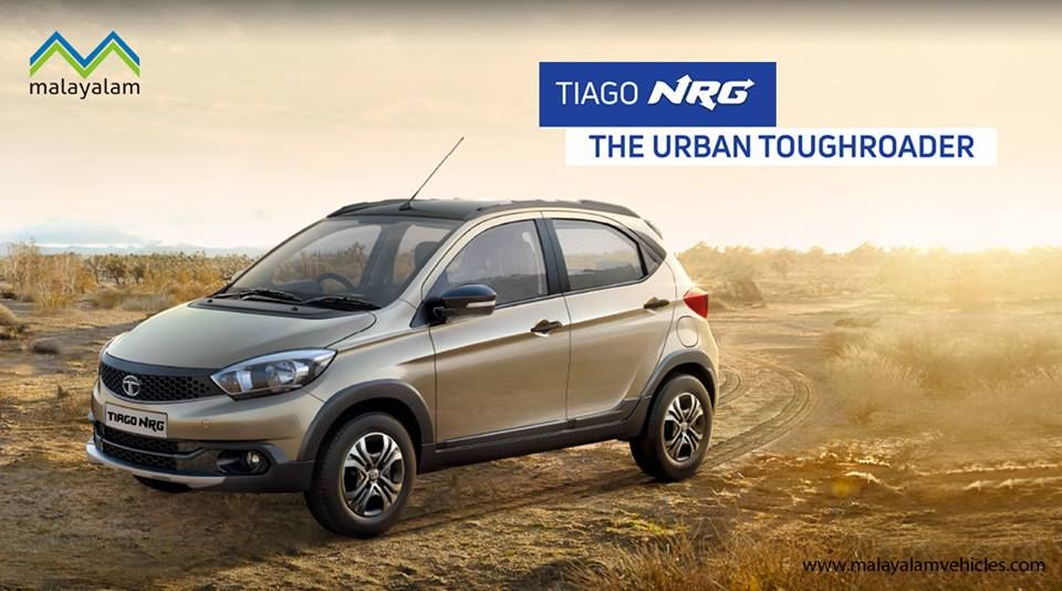 The Tiago Nrg Sports A Rugged And Elegant Styling With A Combination Of Intelligent Features For Details 8113888883 Visit Our Vehicles Tata Motors Tata