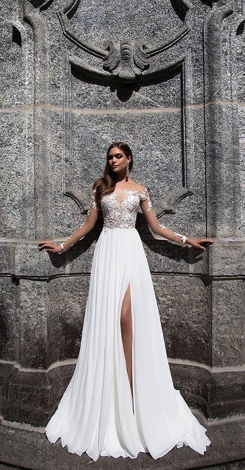 We Love: Milla Nova Bridal 2017 Wedding Dresses | einzigartige ...