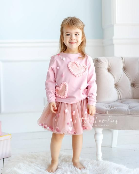 ef3cc4bccaf Dusty Rose tulle skirt for girls
