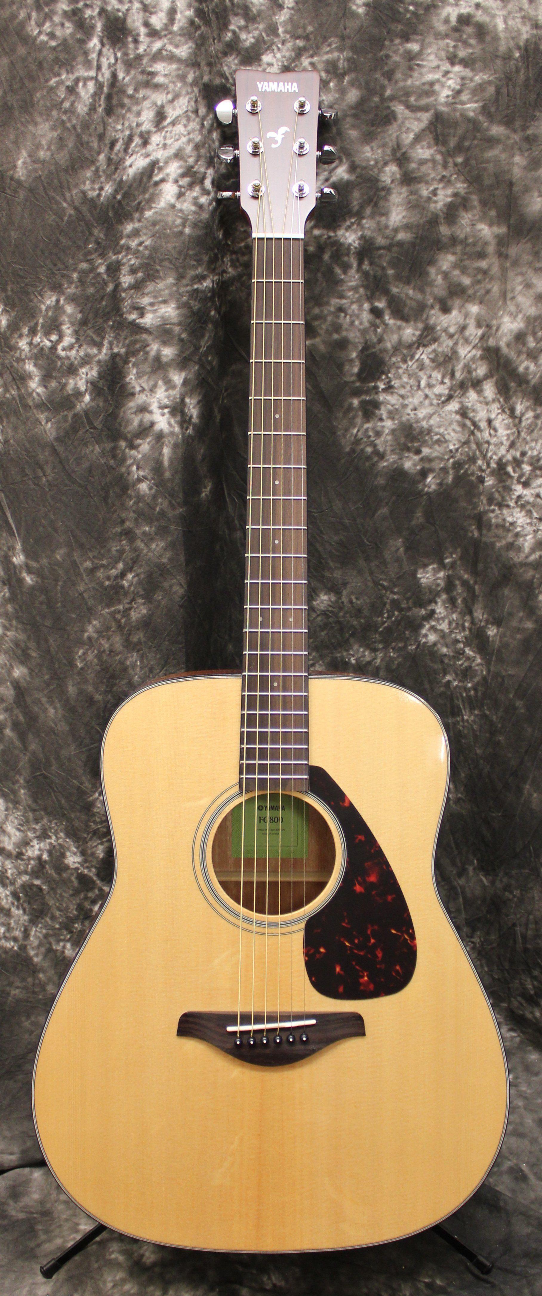 Yamaha Fg800 Folk Acoustic Guitar Acoustic Electric Acoustic Electric Guitar Guitar