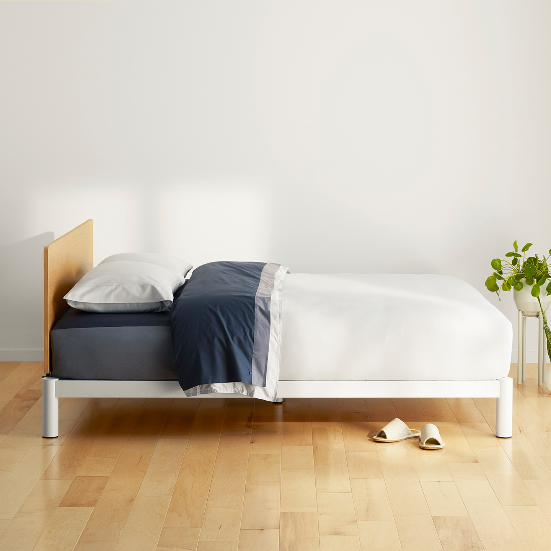 The Casper Platform Bed Comfort mattress, Platform bed
