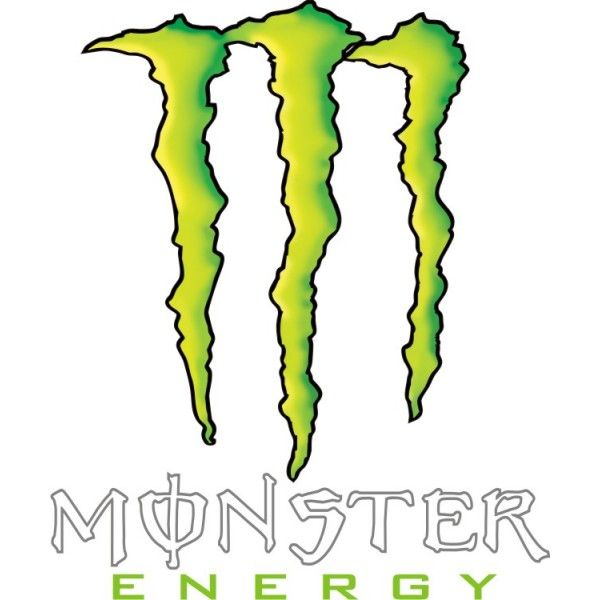 monster energy sign coloring pages - photo#39