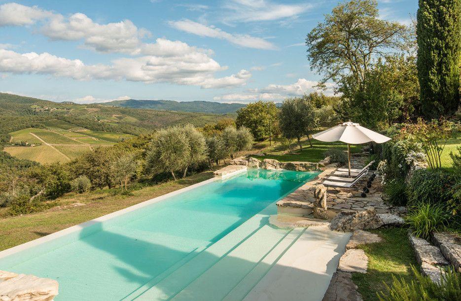 Luxury Chianti Villas Tuscany, Beautiful villas