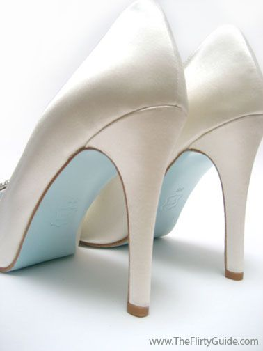 Superior This Place Will Re Sole Any Shoe In Any Color... Amazeballs! Blue Bridal ...