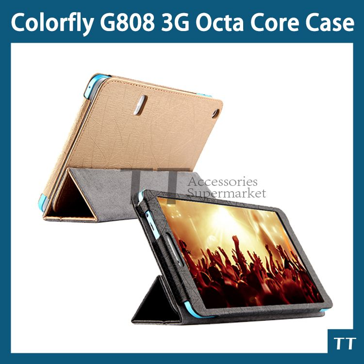 $10.55 (Buy here: http://appdeal.ru/4rbl ) Original case for Colorfly G808 3G Octa Core tablet,G808 3G Octa core case Freeshipping + free Screen protector for just $10.55