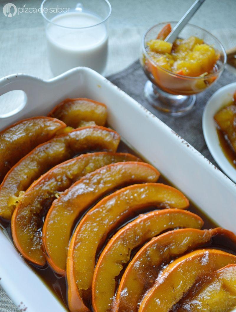 Calabaza en tacha calabaza en dulce recipe mexican recipes calabaza en tacha dulce de calabaza paso a paso video receta www forumfinder Gallery