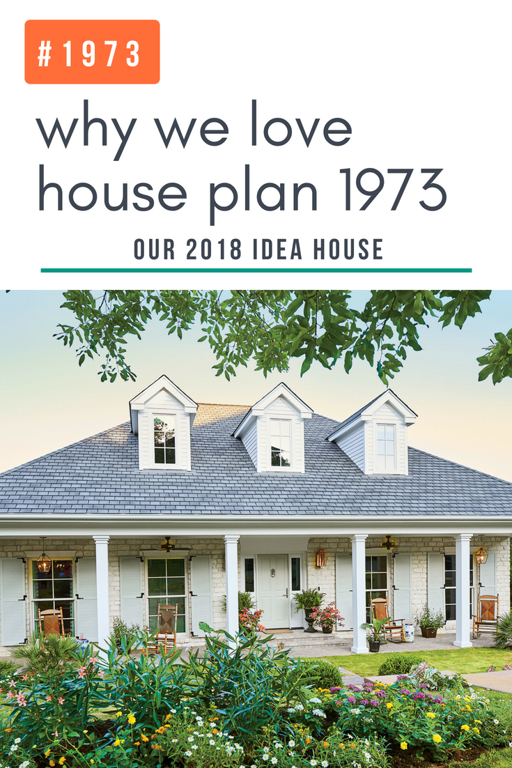 Why We Love House Plan 1973 Southern Living House Plans House Plans Dream House Exterior