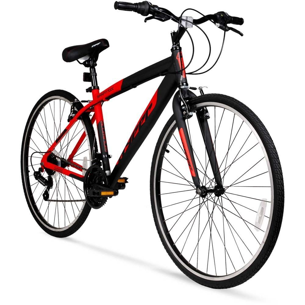 Featuring A Lightweight Aluminum Frame Joined With A Shimano Drive