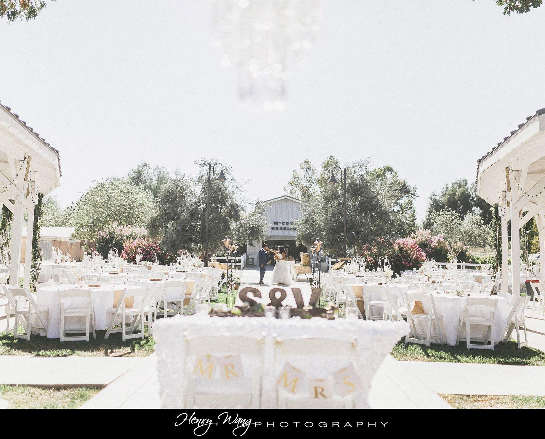 Mccoy Equestrian Center Weddings Chino Hills Inland Empire