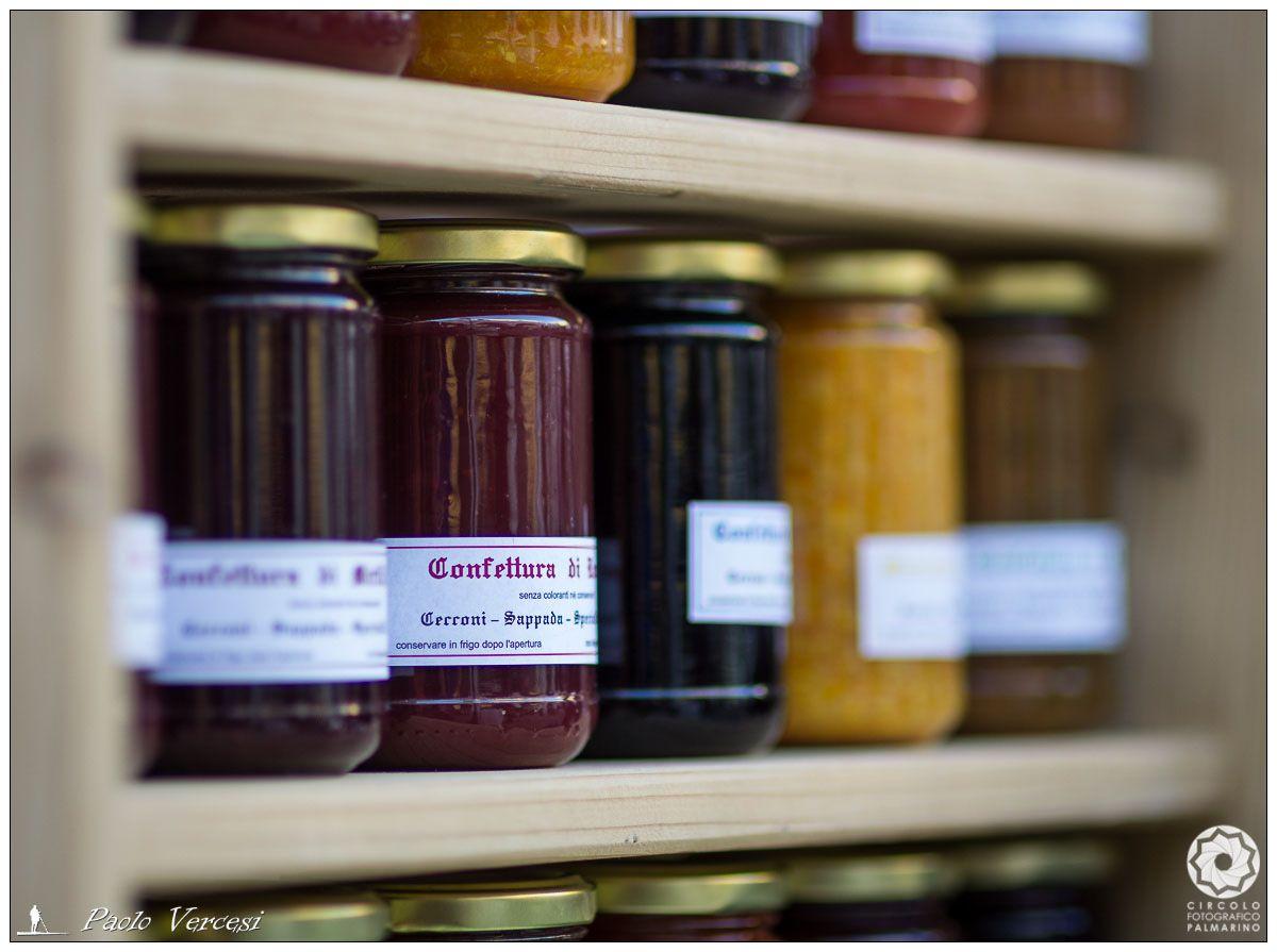 #Jam #jars #Marmelade #Fruit #sweet #colors #homemade http://www.palmanovaoutlet.it/en