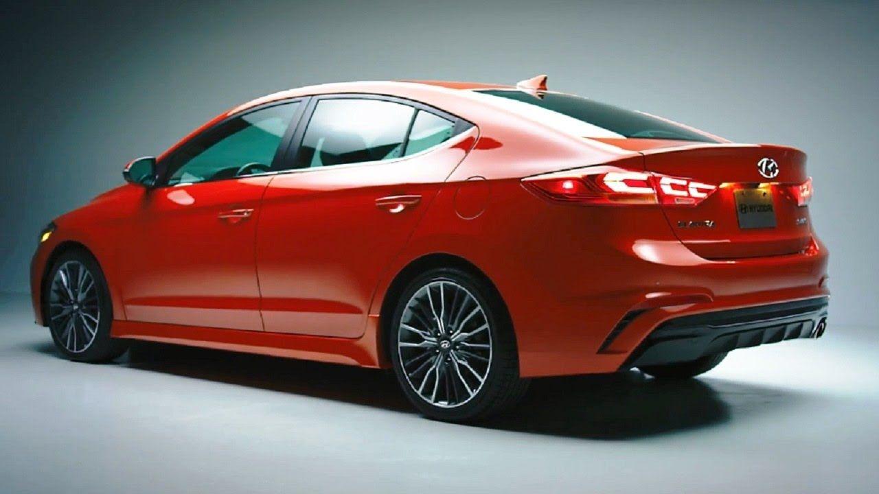 2017 Hyundai Elantra Sport Interior and Exterior Hyundai