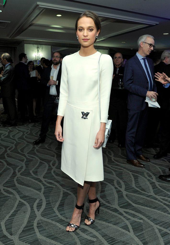 Alicia Vikander - 40th Annual Los Angeles Film Critics Association Awards