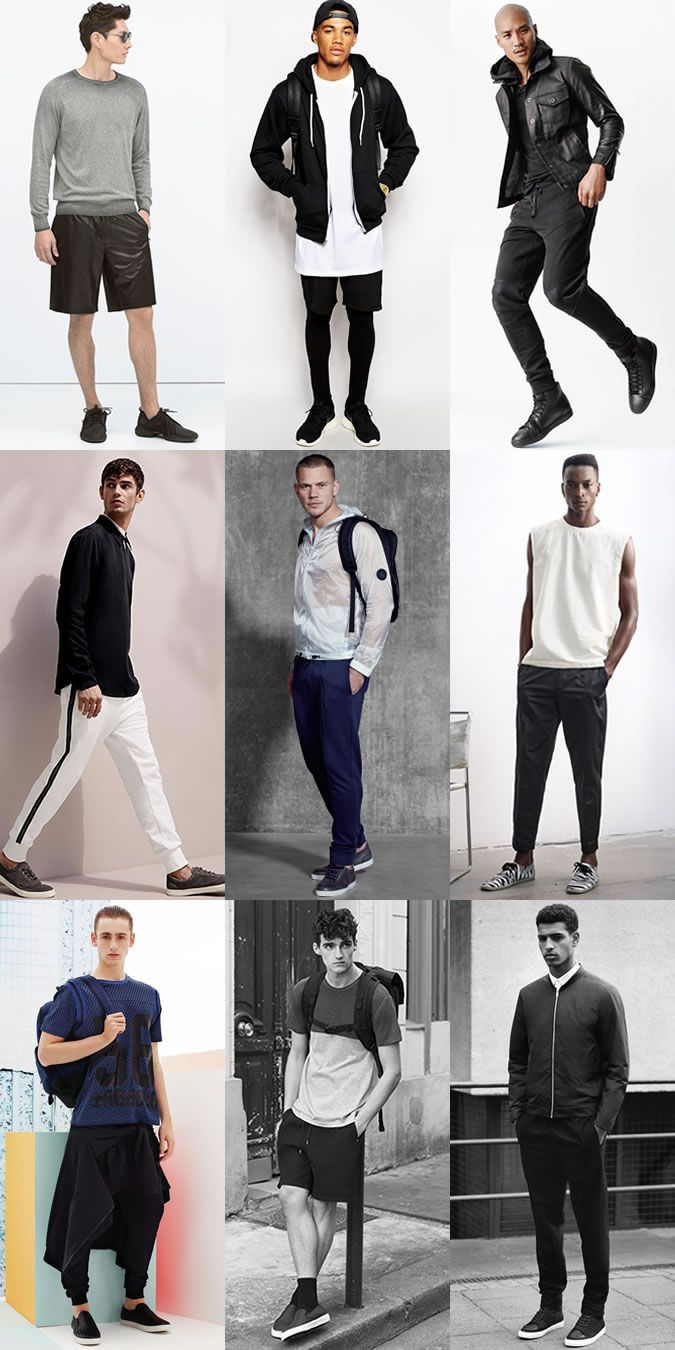 6a7c15389558 5 Men's Key Look for 2015 Spring/Summer: 4. Sports Luxe Outfit Lookbook  Inspiration