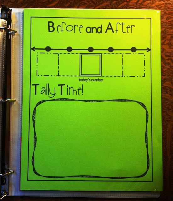 How To Implement The Rise And Shine Binder {and A Freebie