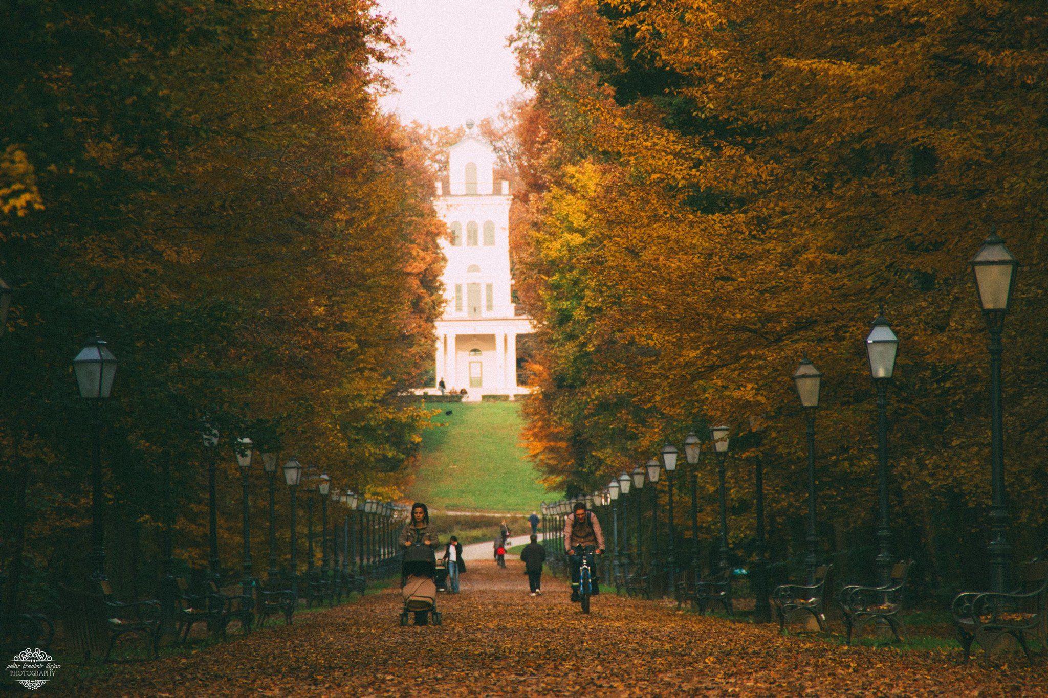 Ljepote Zagrebacke Jeseni Photo C Petar Kresimir Furjan Zagrebfacts Zagreb Zg Agram Maksimir Maximir Jesen Fall Autumn Zagreb Croatia Zagreb Croatia
