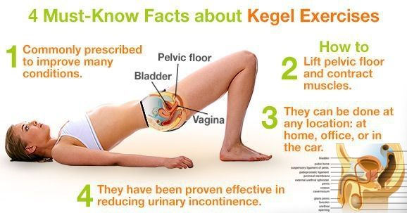 How Do Guys Do Kegel Exercises