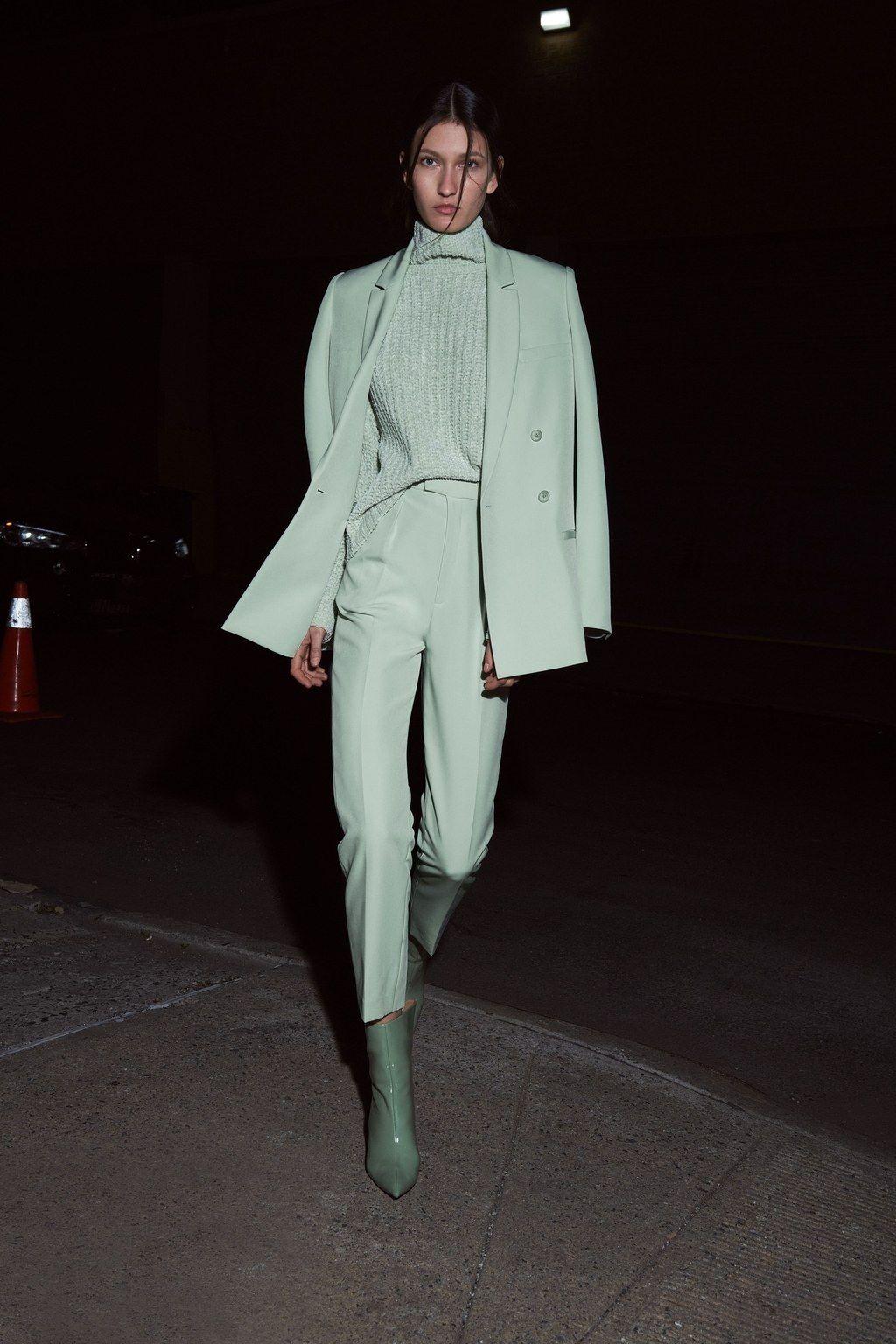 Sally LaPointe Pré-Collections Automne-Hiver 2020 - Défilé | Vogue Paris
