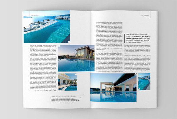 ArchitectureBrochureDesignTemplate  Design Inspiration