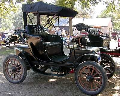 1910 Baker Electric Victoria Roadster by Robert of Fairfax, via Flickr