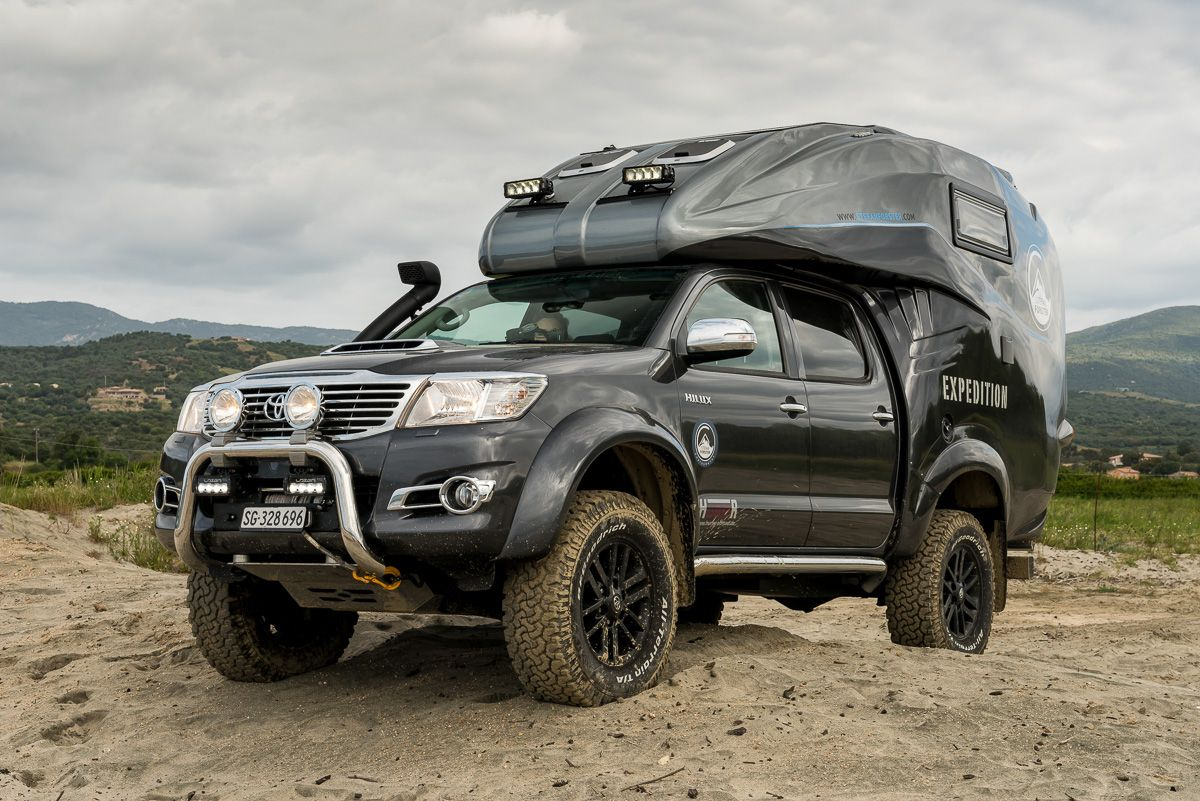 TOYOTA HILUX EXPEDITION V1 by GEOCAR & HURTER OFFROAD