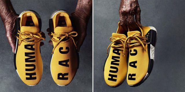 Pharrell's adidas NMD Human Race