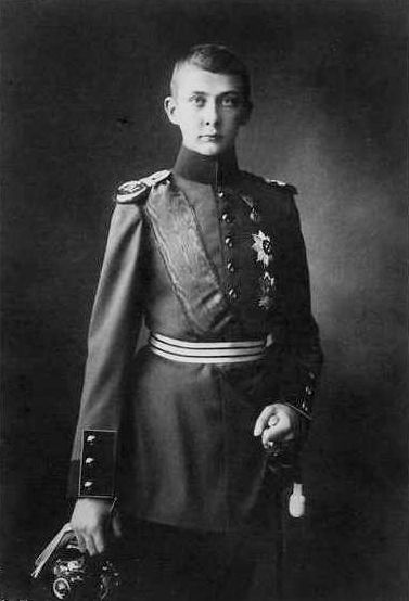S.A.R.IL Duca Karl Alexander di Württemberg (1896-1964).Figlio secondogenito di Alberto(1865+1939) e Maria Sofia d'Austria.Sposa Nadeja di Bulgaria