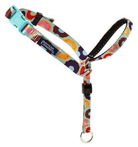 Petsafe Gentle Leader Chic Head Collar Large Donuts See This