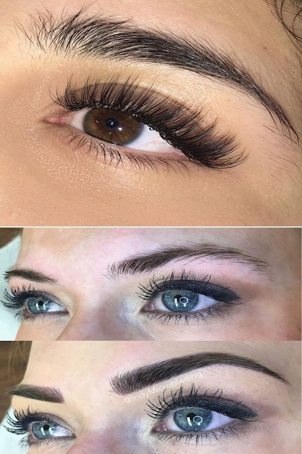 Best Eyebrows | Eyebrow Makeup Name | Bow Shaped Eyebrows ...