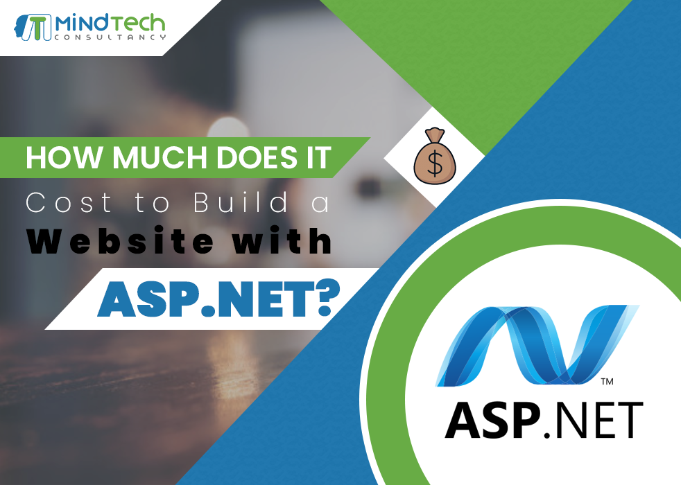 Cost to Build a Website with ASP .NET | Building a website ...