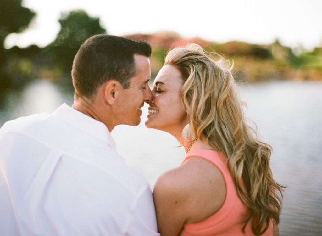 Emily Katharine Photography  Meg and Aaron - A Naples Florida Engagement Session