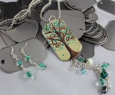 Hand painted dog tags!  www.facebook.com/pmccutchan