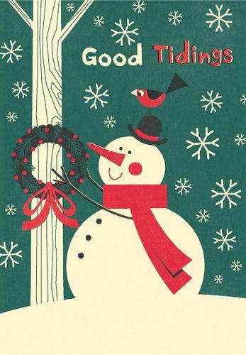 {Xmas} Good Tidings by mrmack, via Flickr #xmas #christmas