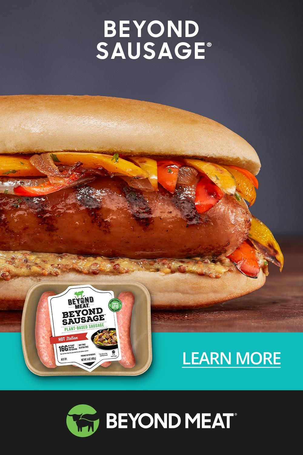 Beyond Sausage - The missing link that serves up all the