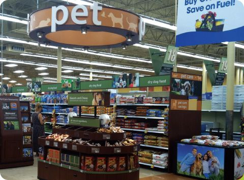 Pet Store Aisle Signage Google Search