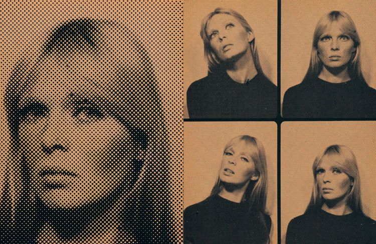 12 Rare Magazine Illustrations By Andy Warhol