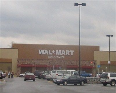 walmart in pigeon forge tennessee