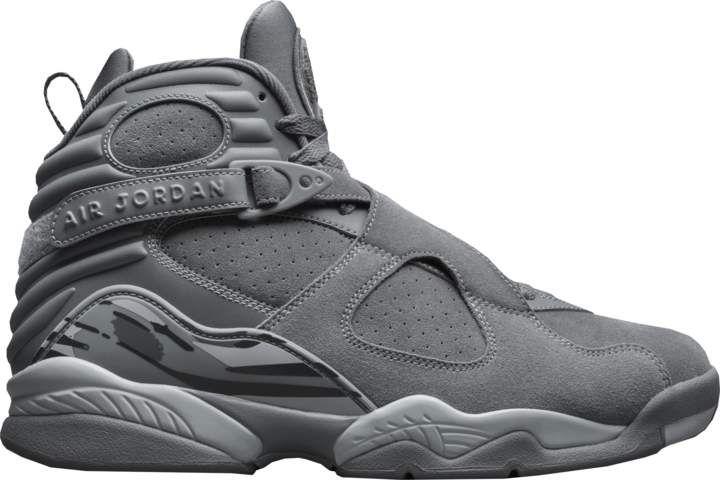 1f53420eee4f2e Jordan 8 Retro Cool Grey