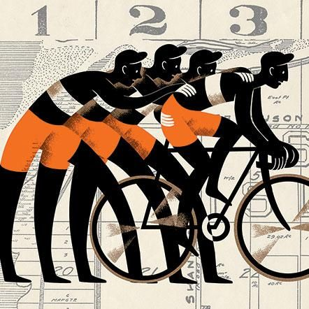 How to Become a Cyclist.