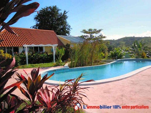 République Dominicaine El Seibo Propriété hacienda avec taureaux d