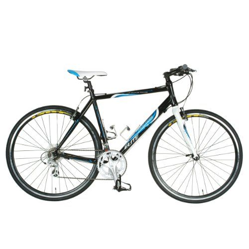 Tour De France Packleader Elite Fitness Bike 700c Wheels Men S