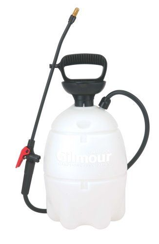 Gilmour Deck Sprayer 2 Gallon Capacity 2pds White By Gilmour 22 47 Rotating 16 Inch Polymer Wand With Brass Fan Spray Ti Deck Sprayer Staining Wood Sprayers