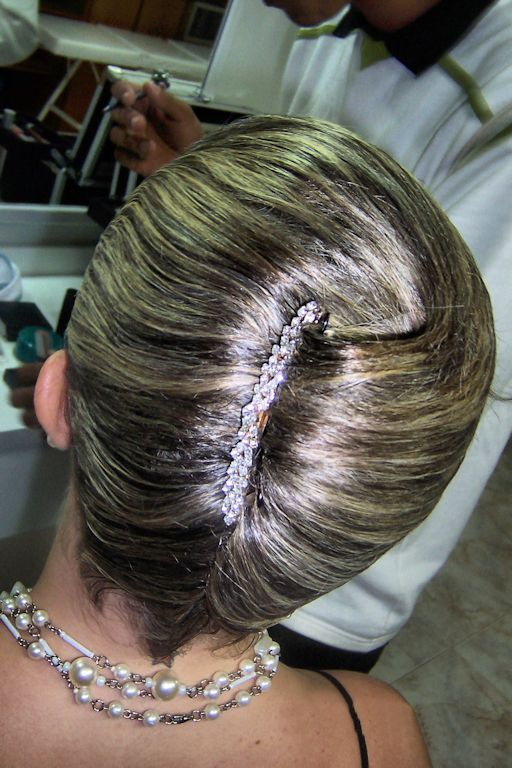 Pin By Blond Bouffant On French Twist In 2019 French
