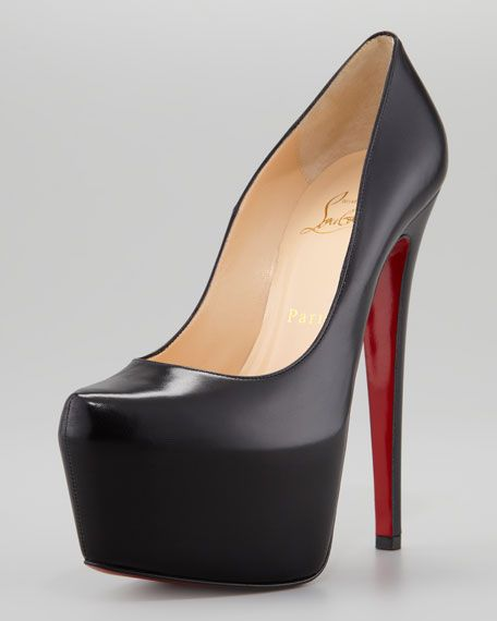 Christian Louboutin Daffodile Platform Pumps best prices online top quality cheap price for sale online store best wholesale sale online GEJvbcRz29